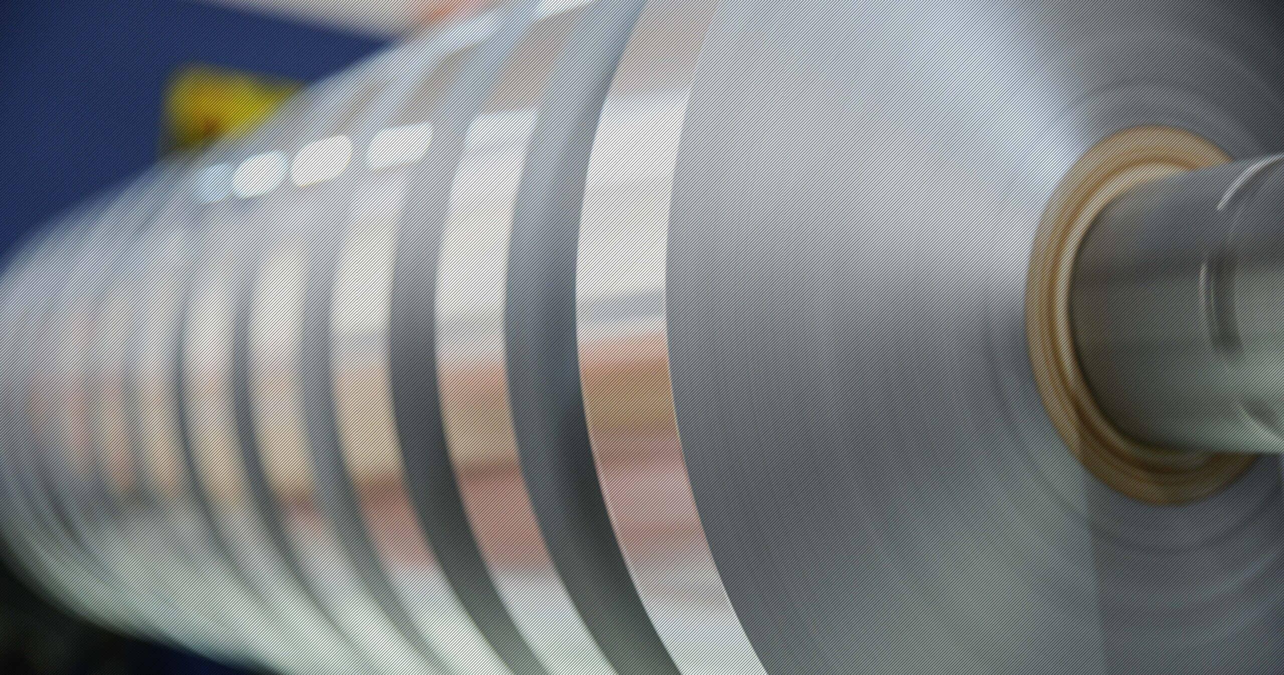 Copolymer Coated Aluminium Tape