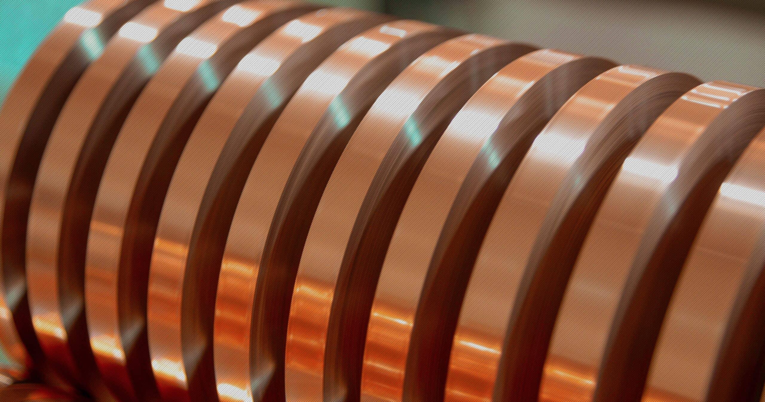 Copper Foil / Polyester Film Tape