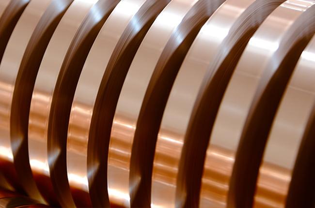 DijitalPort Copper Polyester Tape İmage