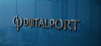 DijitalPort Mockup Logo